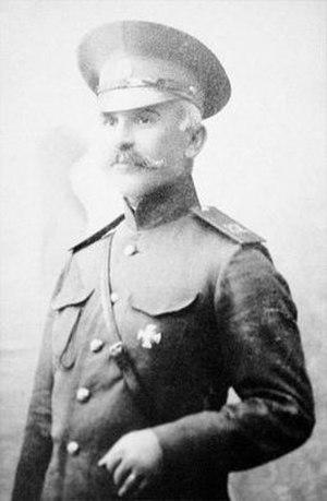 Movses Silikyan - Movses Silikyan portrait