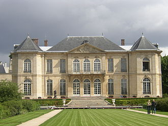 "Tessa Noël - ""Counterfeit Part Two"" was partially filmed at the Musee Rodin in Paris"