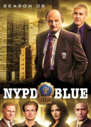 NYPD Blue (season 8)