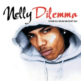 Dilemma (song) - Image: Nelly featuring Kelly Rowland Dilemma CD cover