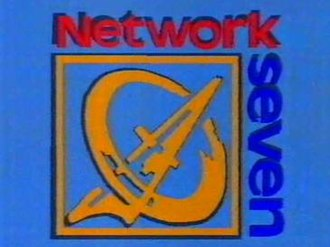 Network 7 - Network 7 logo from Series 2