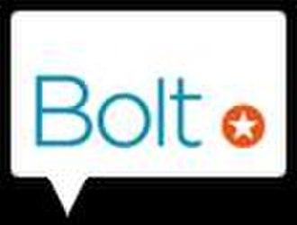 Bolt (website) - bolt.com logo from 2006 to 2008