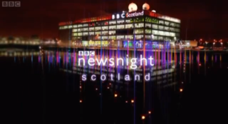 <i>Newsnight Scotland</i>