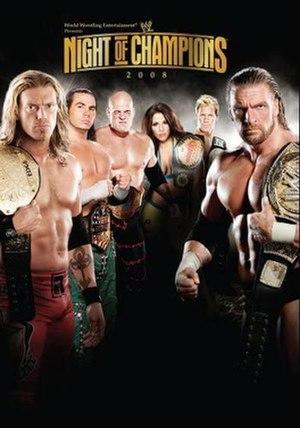 Night of Champions (2008)