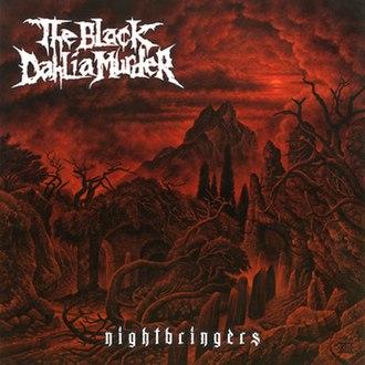Nightbringers - Image: Nightbringers Album Cover