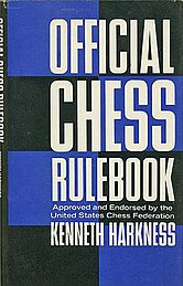 What are the official chess game rules?