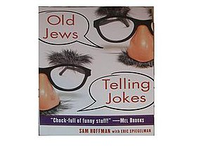 Old Jews Telling Jokes - Cover