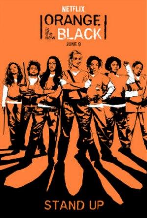 Orange Is the New Black (season 5) - Promotional poster