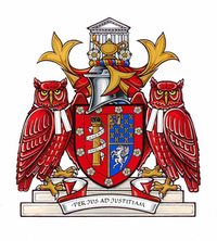 Osgoode Hall Law School coat of arms.png