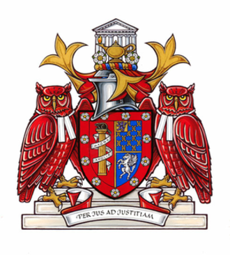 Osgoode Hall Law School - Coat of arms of Osgoode Hall Law School
