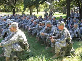 University of Oklahoma Army ROTC