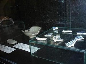 Prehistory of Pampanga - Shards of Tradeware Ceramics from Porac, Pampanga