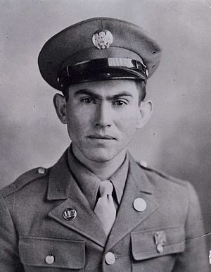 Pedro Cano - Medal of Honor recipient Pvt Pedro Cano