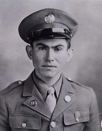 Pedro Cano - Medal of Honor recipient Pvt Pedro Cano
