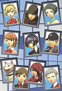 List of Persona 3 characters - Wikipedia