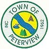Official seal of Peterview, Newfoundland & Labrador