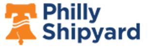 Philly Shipyard - Image: Philly Shipyard logo