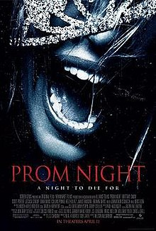 Prom Night (2008) (In Hindi) SL DM -  Brittany Snow, Scott Porter, Jessica Stroup, Dana Davis, Collins Pennie, Kelly Blatz, James Ransone, Brianne Davis, Kellan Lutz, Mary Mara, Ming-Na Wen, Johnathon Schaech