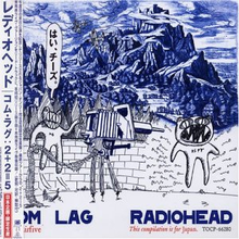 Radiohead Com Lag (japan) CD cover.png