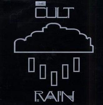 Rain (The Cult song) - Image: Rain cult