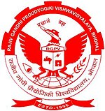 Rajiv Gandhi Technical University logo.jpg