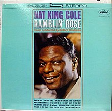 Image result for ramblin rose nat king cole