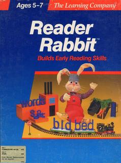 <i>Reader Rabbit</i> (video game) 1983 video game