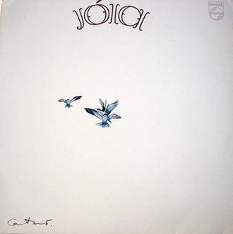 Jóia (album) - Image: Reissue cover art of Joia