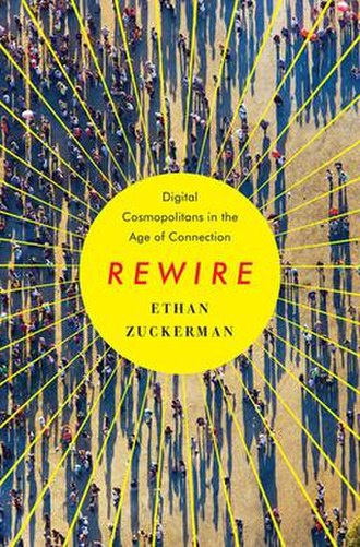 Rewire: Digital Cosmopolitans in the Age of Connection - Image: Rewire Digital Cosmopolitans in the Age of Connection