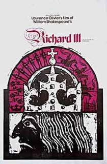 <i>Richard III</i> (1955 film) 1955 film by and with Laurence Olivier