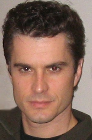 Nick and Sharon - Matt Clark was re-introduced by Rick Hearst (pictured) under the identity Carter Mills, having undergone severe plastic surgery.