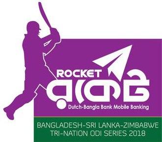 2017–18 Bangladesh Tri-Nation Series - Tour logo