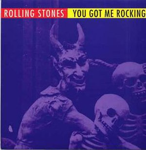 You Got Me Rocking - Image: Rockingstones 666