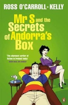 Mr s and the secrets of andorras box wikipedia ross andorrag sciox Choice Image