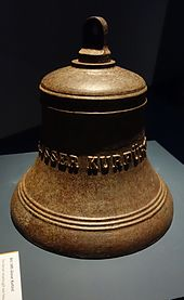 A bell with the name Grosser Kurfürst