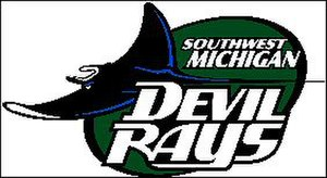 Southwest Michigan Devil Rays - Image: SWM Devil Rays Logo