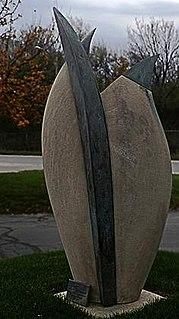 <i>Chrysalis</i> (sculpture)