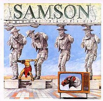 Shock Tactics - Image: Samson shock tactics