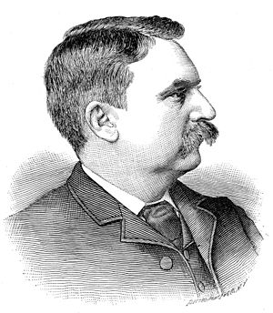 Frank P. Sargent - Frank P. Sargent from a steel engraving made in 1888.
