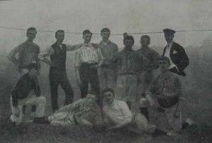 1. FC Schweinfurt 05 - 1. FC Schweinfurt 05 team in 1905