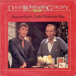 Peace on Earth/Little Drummer Boy - Image: Single Peace On Earth Little Drummer Boy cover
