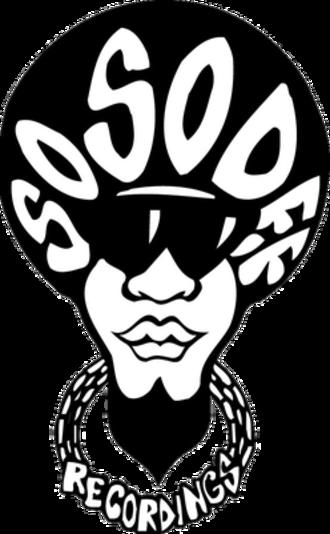 So So Def Recordings - Image: So So Def Recordings logo