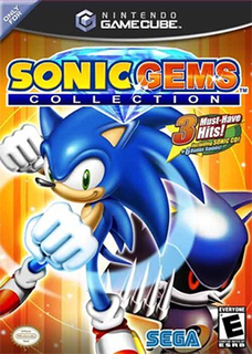<i>Sonic Gems Collection</i> 2005 video game