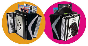 "Squeeze Box: The Complete Works of ""Weird Al"" Yankovic - Image: Squeeze box cover"