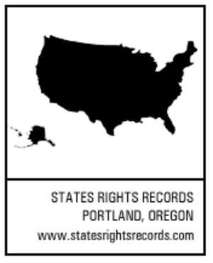 States Rights Records - Image: States Rights Records (emblem)