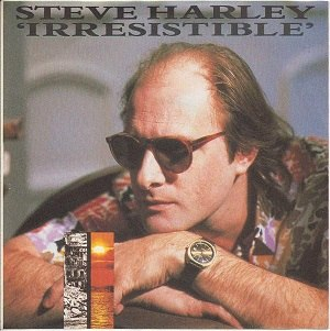 Irresistible (Steve Harley & Cockney Rebel song) - Image: Steve Harley Irresistible 1986 Cover