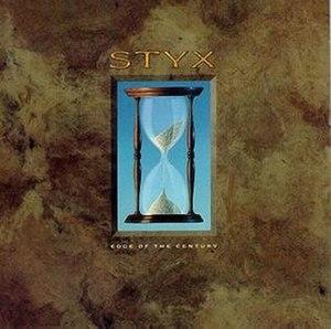 Edge of the Century - Image: Styx Edge of the Century