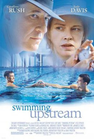 Swimming Upstream - Theatrical release poster