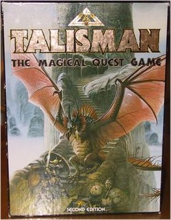 talisman brädspel