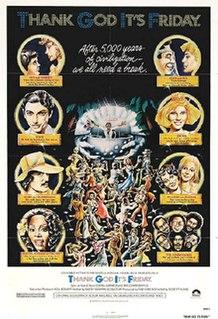 <i>Thank God Its Friday</i> (film) 1978 film by Robert Klane